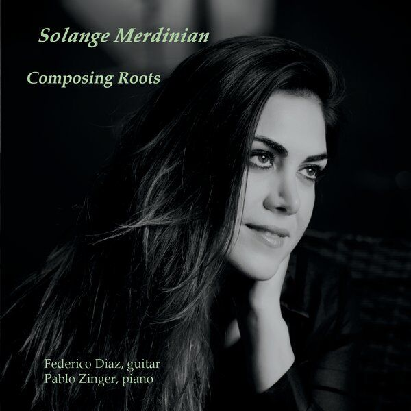 Cover art for Composing Roots