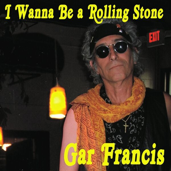 Cover art for I Wanna Be a Rolling Stone