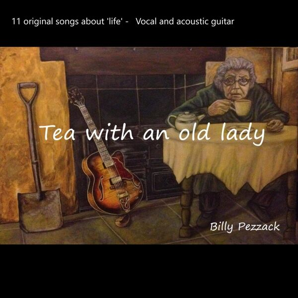 Cover art for Tea with an Old Lady