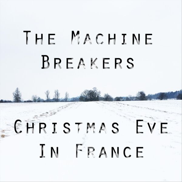 Cover art for Christmas Eve in France