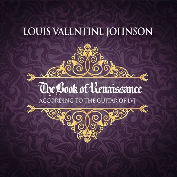 Cover art for The Book of Renaissance According to the Guitar of LVJ