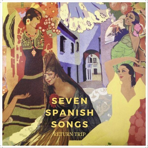 Cover art for Seven Spanish Songs