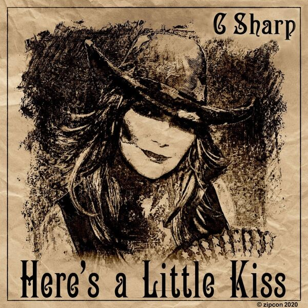 Cover art for Here's a Little Kiss