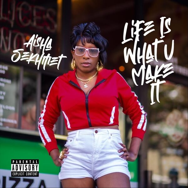 Cover art for Life Is What U Make It