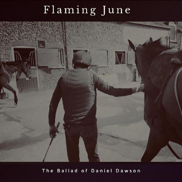 Cover art for The Ballad of Daniel Dawson
