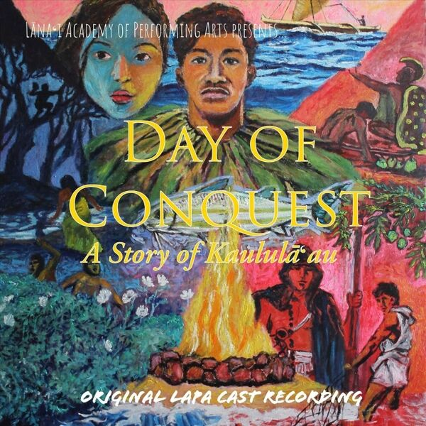 Cover art for Day of Conquest: A Story of Kaululāʻau