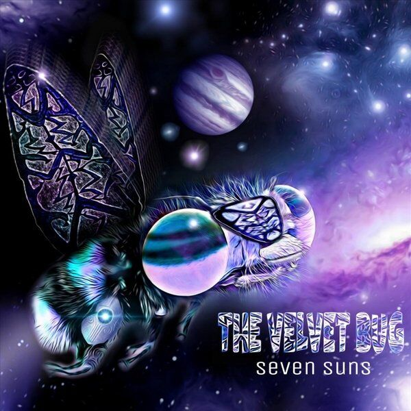 Cover art for Seven Suns