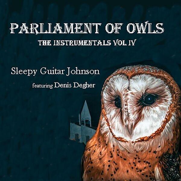 Cover art for Parliament of Owls: The Instrumentals Vol IV