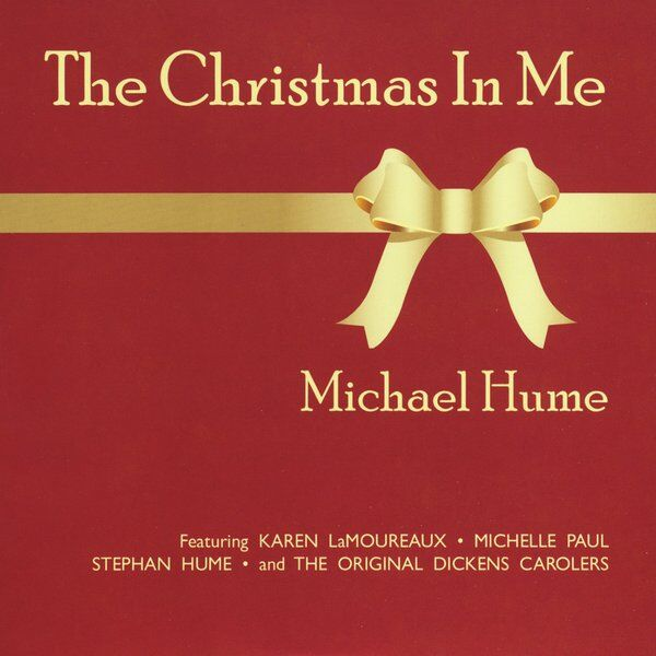 Cover art for The Christmas in Me (Deluxe)