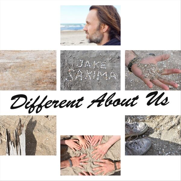 Cover art for Different About Us
