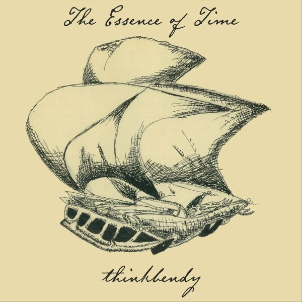 Cover art for The Essence of Time