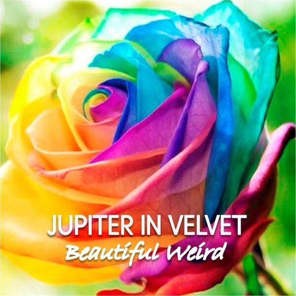 Cover art for Beautiful Weird