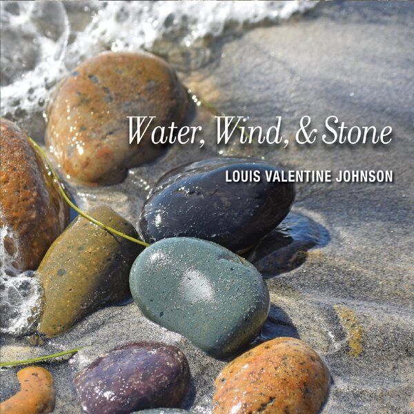 Cover art for Water, Wind, & Stone