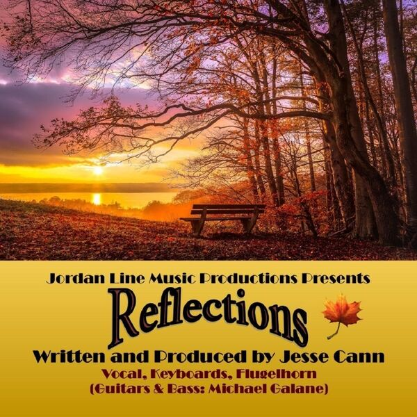 Cover art for Reflections