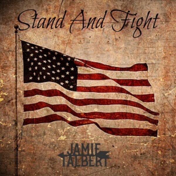 Cover art for Stand and Fight