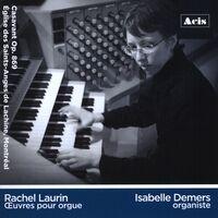 Rachel Laurin: Œuvres pour orgue