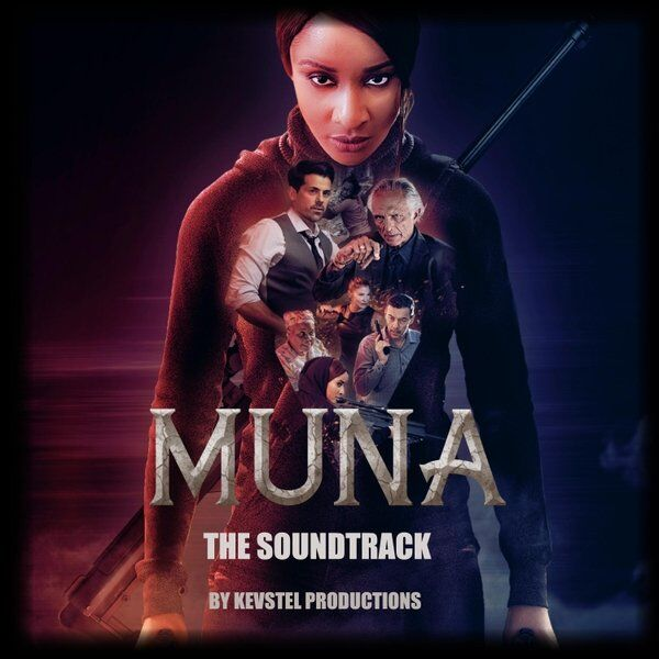 Cover art for Muna (Original Soundtrack)