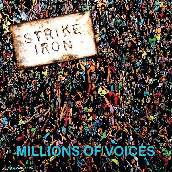 Cover art for Millions of Voices