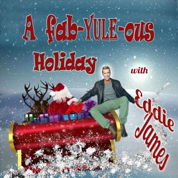 Cover art for A Fab-Yule-Ous Holiday with Eddie James