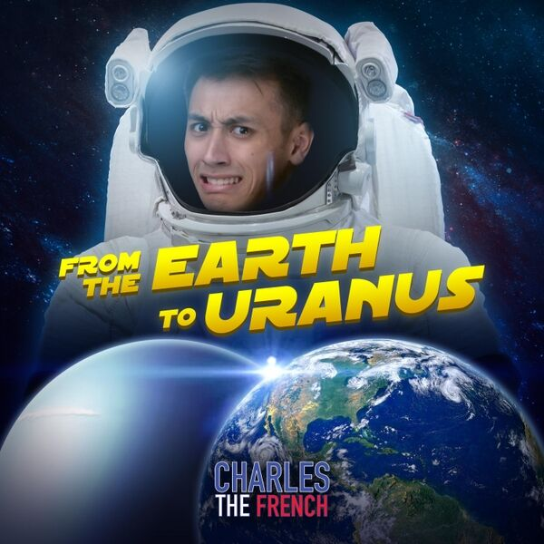 Cover art for From the Earth to Uranus