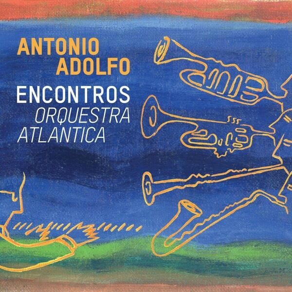 Cover art for Encontros - Orquestra Atlantica