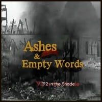 Ashes & Empty Words