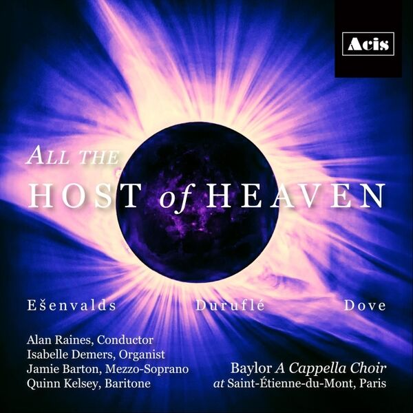 Cover art for All the Host of Heaven