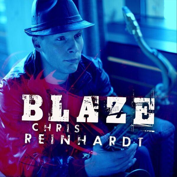 Cover art for Blaze