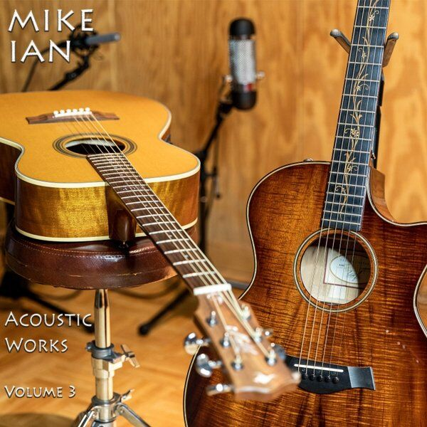 Cover art for Acoustic Works, Vol. 3