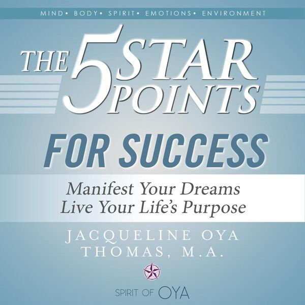 Cover art for The Five Star Points for Success