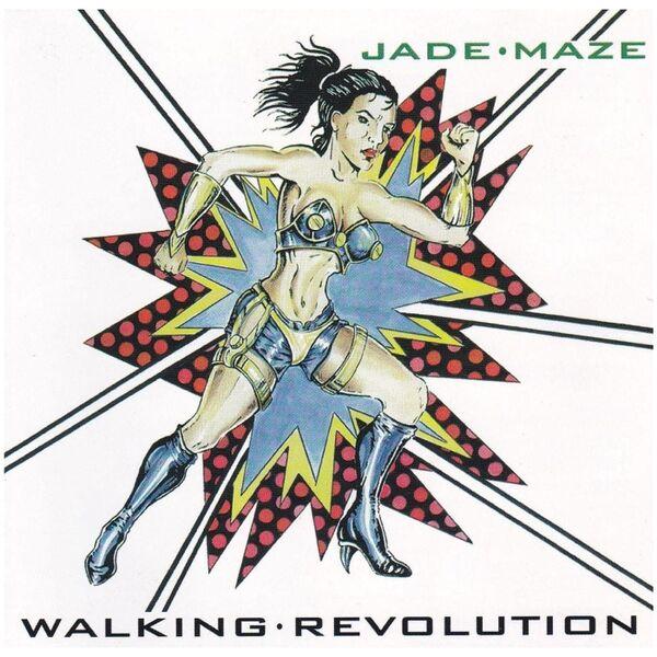 Cover art for Walking Revolution