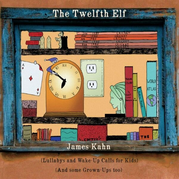 Cover art for The Twelfth Elf