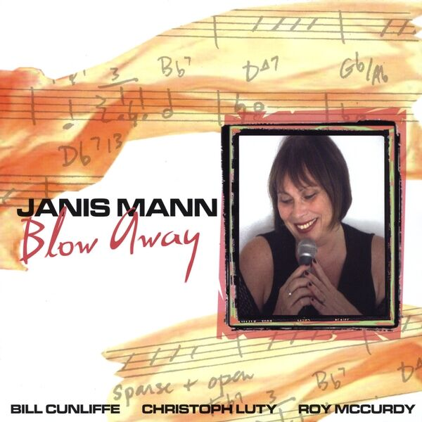 Cover art for Blow Away