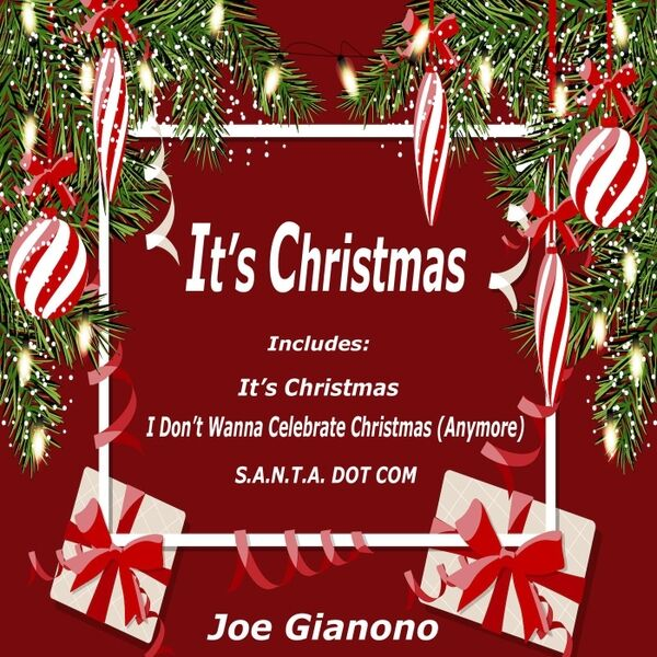 Cover art for It's Christmas