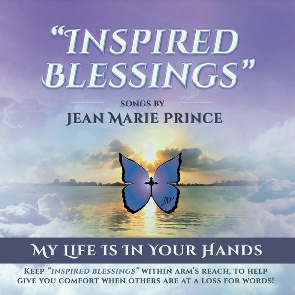 Cover art for Inspired Blessings Songs By Jean Marie Prince