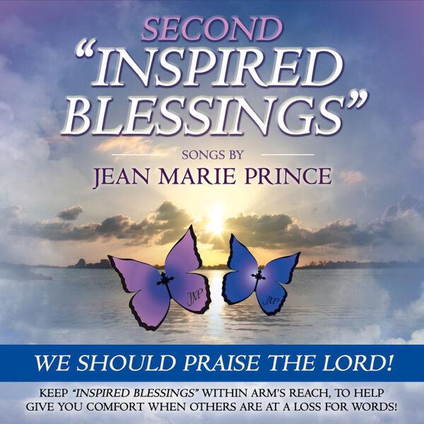 """Cover art for Second """"Inspired Blessings"""""""