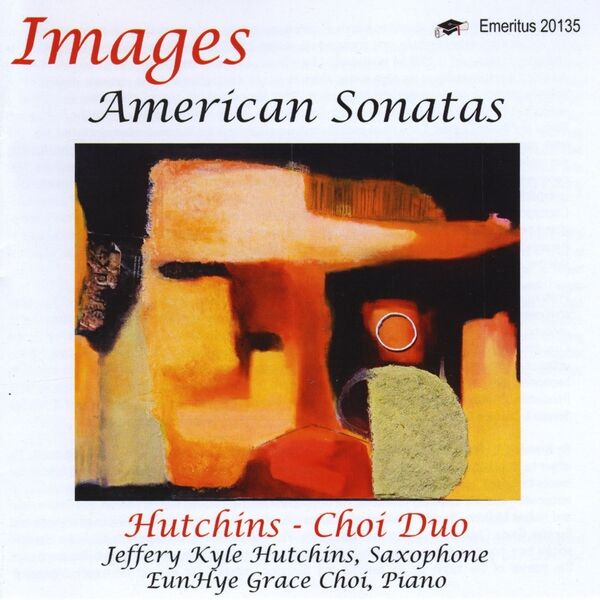 Cover art for Images: American Sonatas