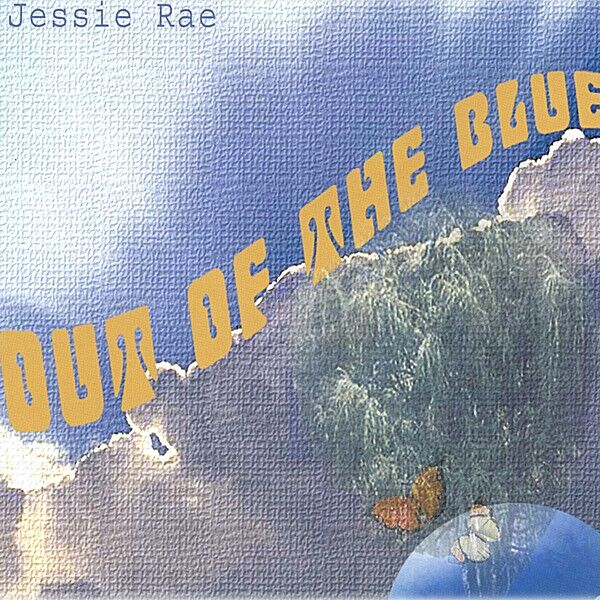 Cover art for Out of the Blue