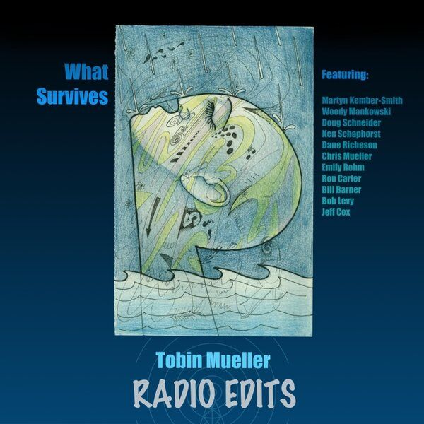 Cover art for What Survives (Radio Edits)