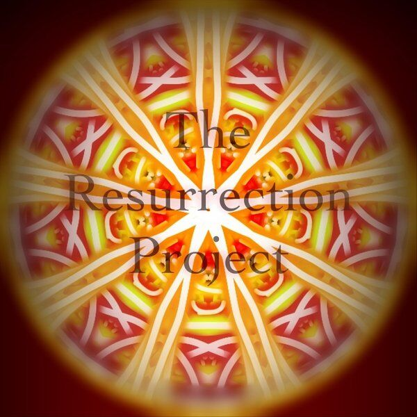 Cover art for The Resurrection Project
