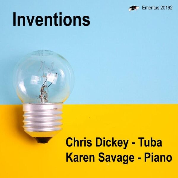 Cover art for Inventions