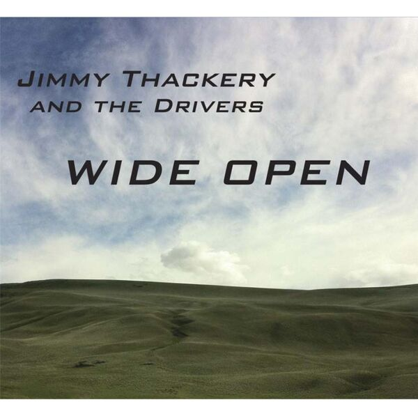 Cover art for Wide Open