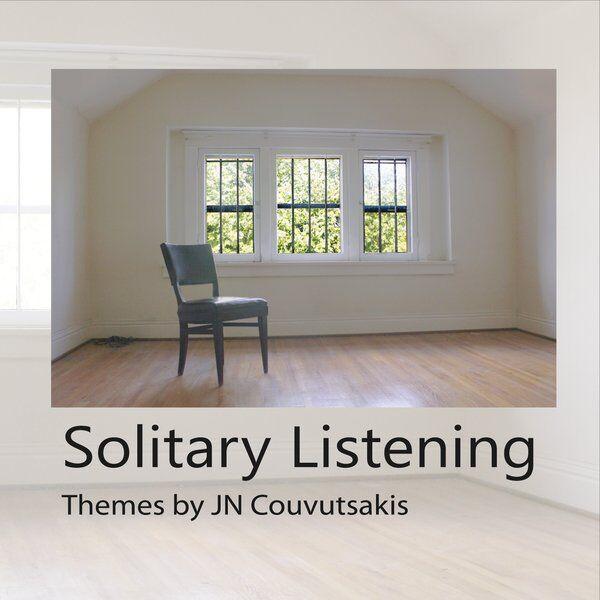 Cover art for Solitary Listening