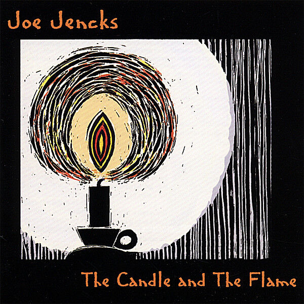 Cover art for The Candle and the Flame