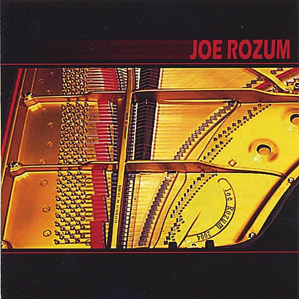 Cover art for Joe Rozum