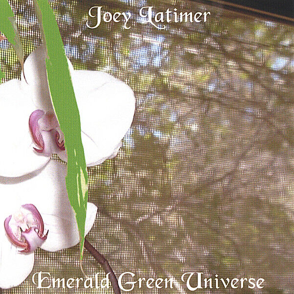 Cover art for Emerald Green Universe