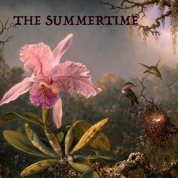 Cover art for The Summertime
