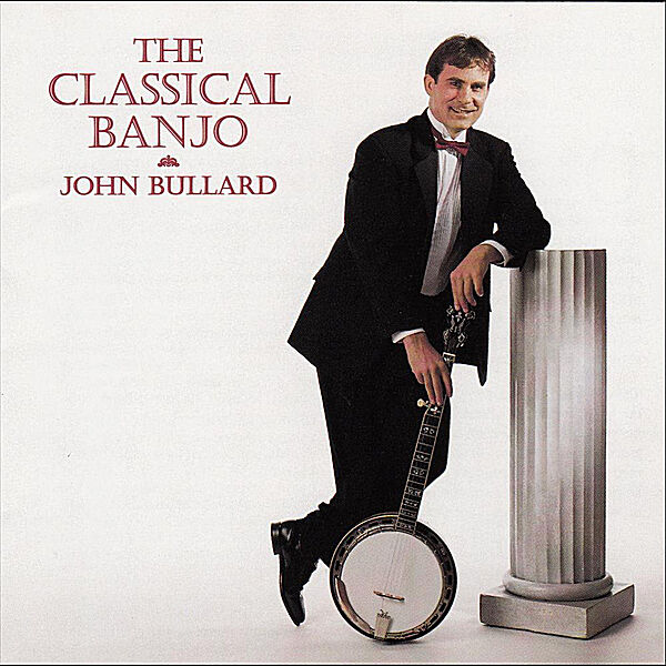 Cover art for The Classical Banjo