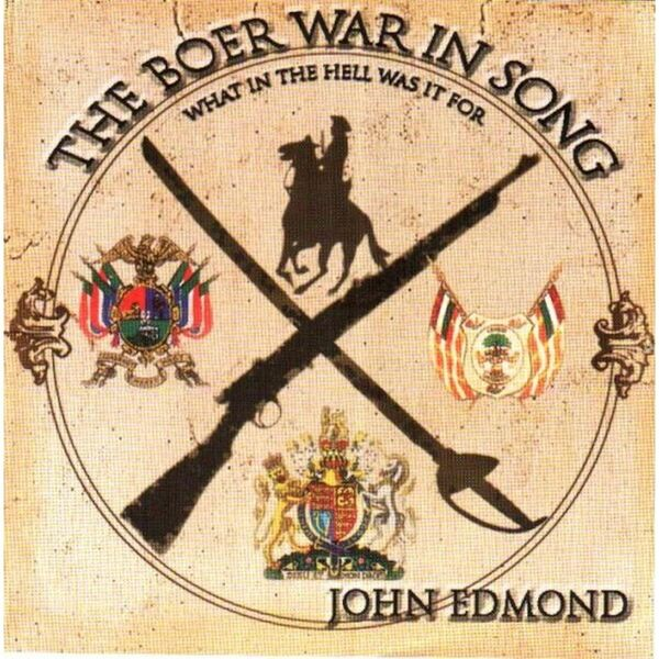 Cover art for The Boer War in Song