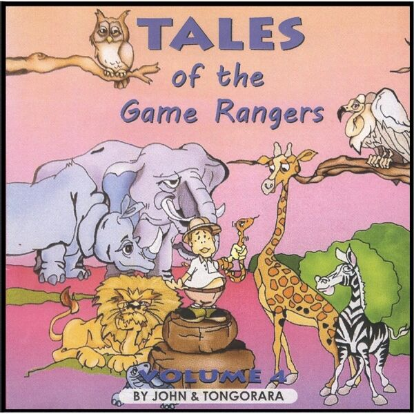 Cover art for Tales of the Game Rangers, Vol. 4